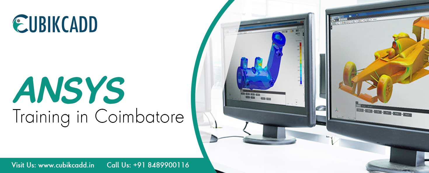 Ansys Inventor Training in Coimbatore | Ansys Training Institute in Coimbatore