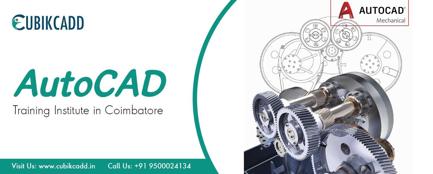 AutoCAD Training in Coimbatore | AutoCad Training Institute in Coimbatore