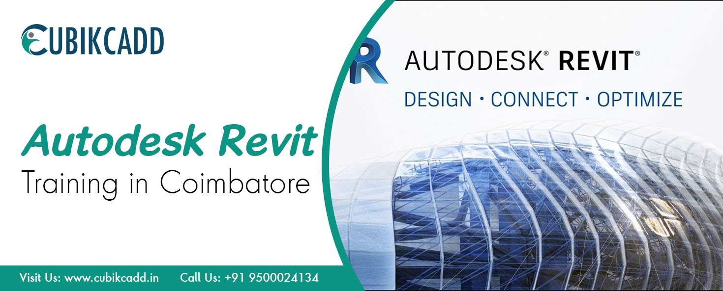 Autodesk Revit Training in Coimbatore | Autodesk Revit Training Institute in Coimbatore