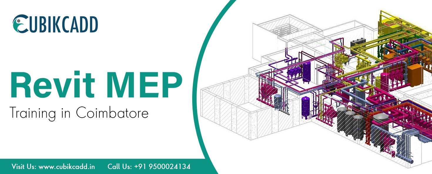 Revit MEP Training in Coimbatore | Revit MEP Training courses in Coimbatore